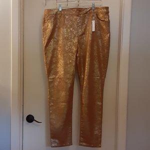Chico's SZ 3 Platinum  Jeans